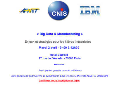 Big Data 2 avril 2019